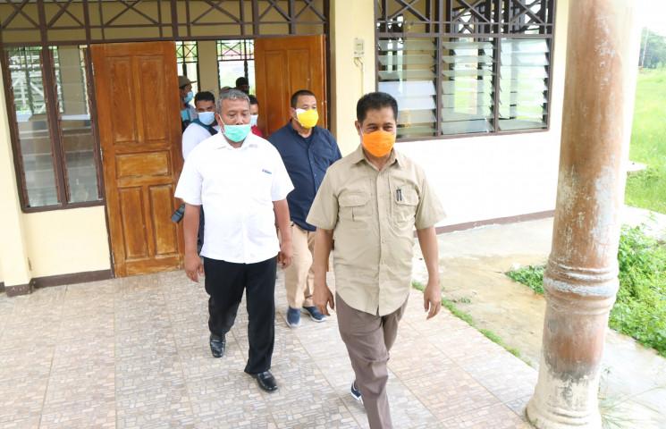 Pjs Bupati Keerom Dapati Kantor Distrik Senggi Tak Beroperasi Saat Sidak