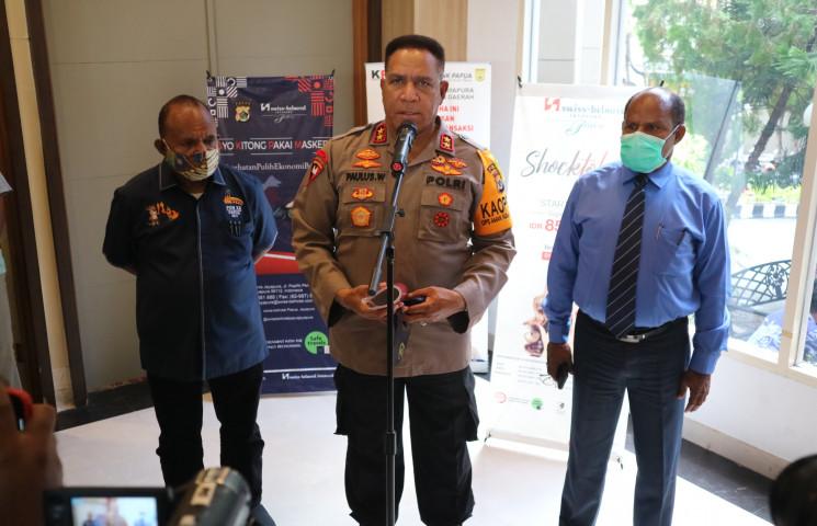 Pertimbangan Pandemi, Agenda Peresmian Venue PON Papua Digelar Virtual